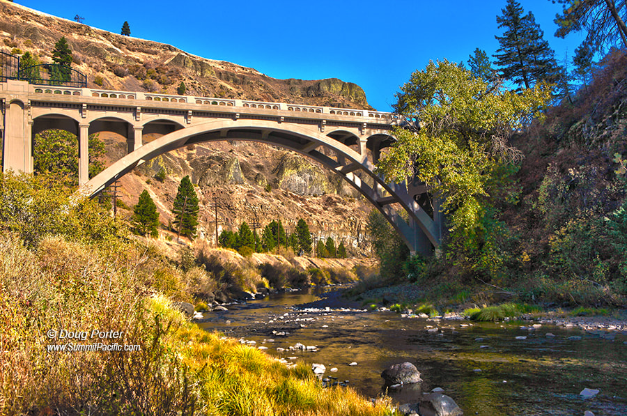 Photograph Upper Perry Arch Bridge by Doug Porter on 500px