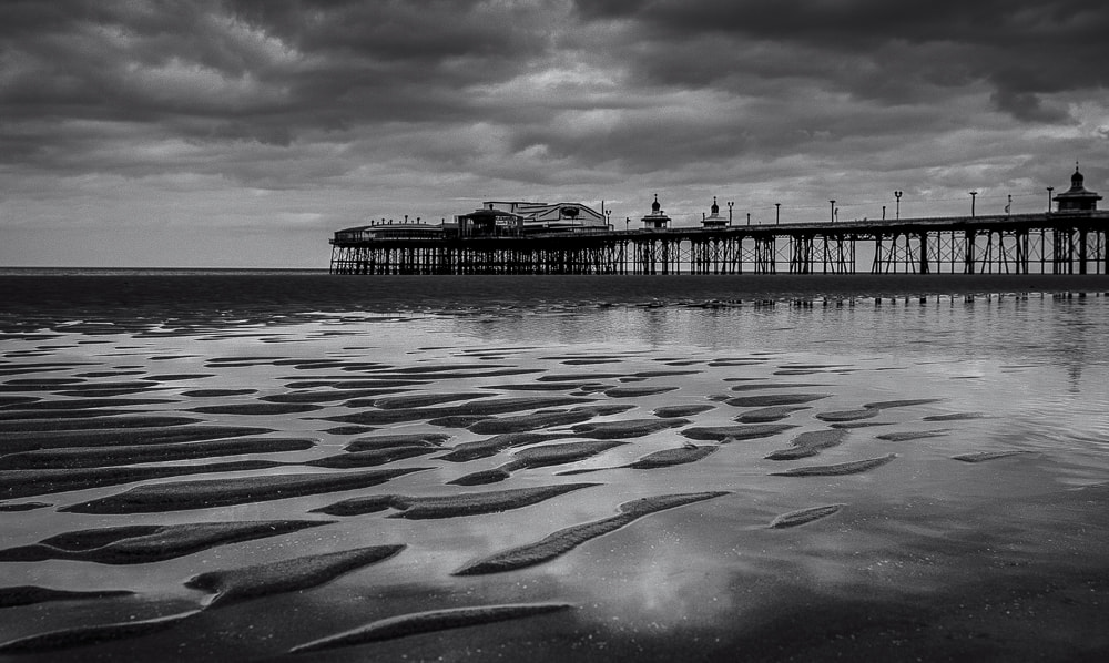 Photograph pier by Mike Janik on 500px