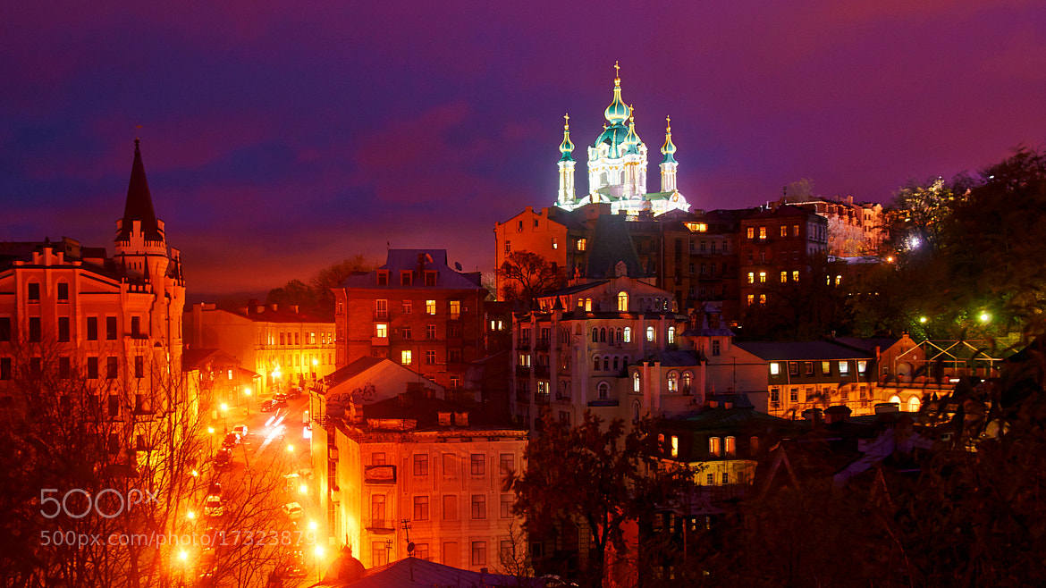 Photograph Kyiv by Oleg Antoshkiv on 500px