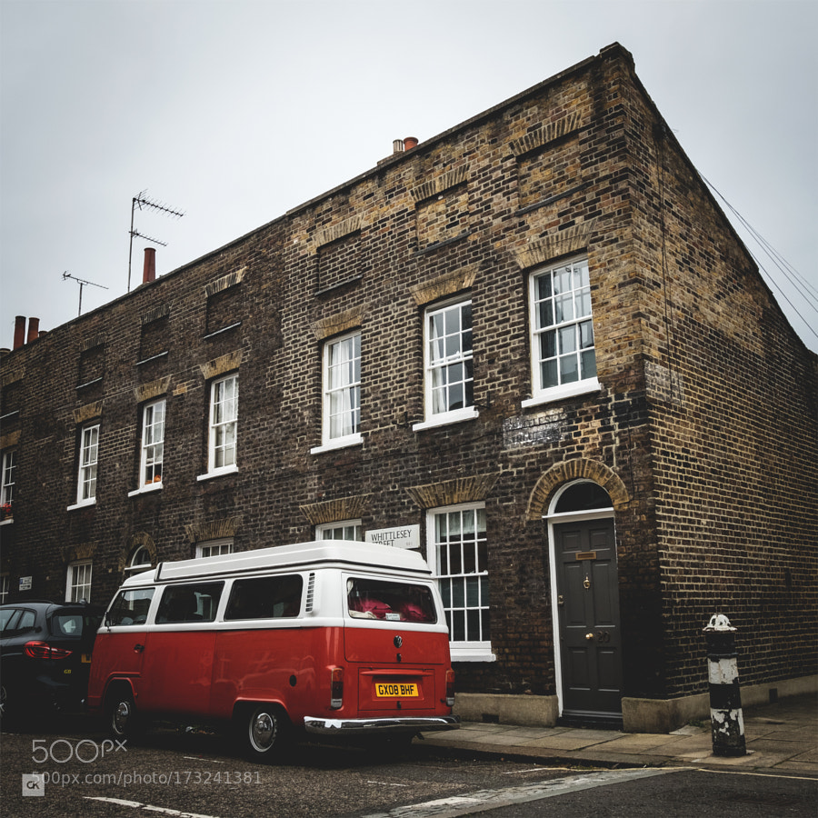 Whitteslesey Street Camper