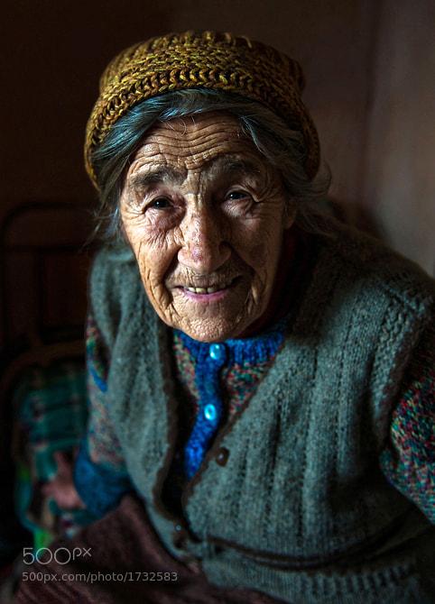 "Photograph ""Baba Krassimira"" by Zoltan Huszti on 500px"
