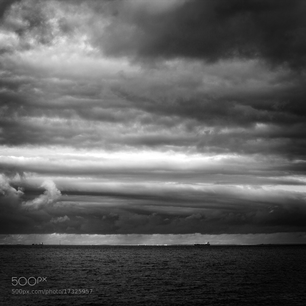 Photograph Sea at St. Petersburg, Russia. by Frank Schillinger on 500px