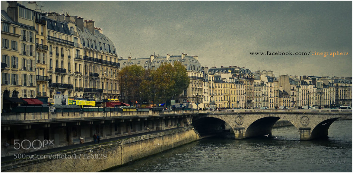 Photograph Painting in PARIS.. by Kash G on 500px