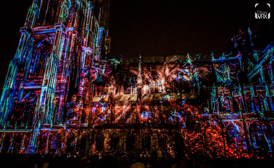Illumination Srasbourg by Olivier Vax