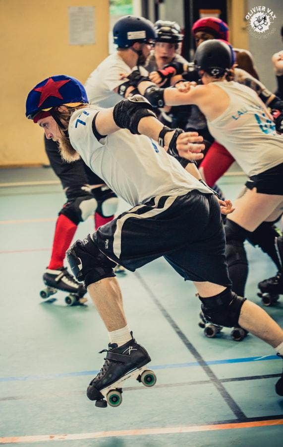 Bootcamp Roller Derby by Olivier Vax