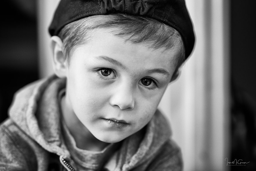 Boy by Ian McGregor on 500px.com