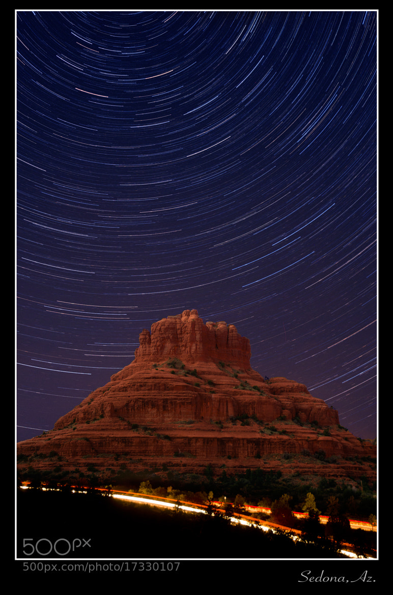 Photograph Sedona nights by Dustin Penman on 500px