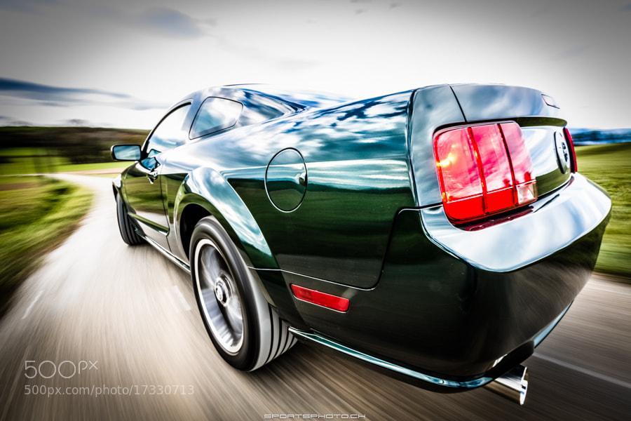 Photograph Ford Mustang Bullitt 2008 by Markus Seidel on 500px