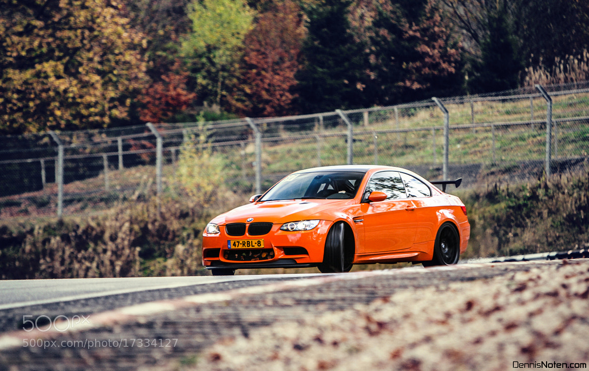 Photograph BMW M3 GTS.  by Dennis  Noten on 500px