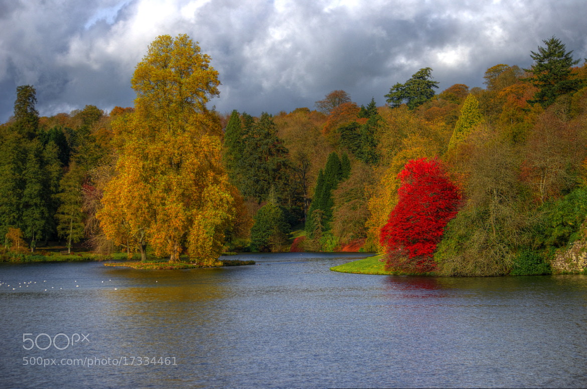 Photograph Autumnal Lake by Lord Parker on 500px