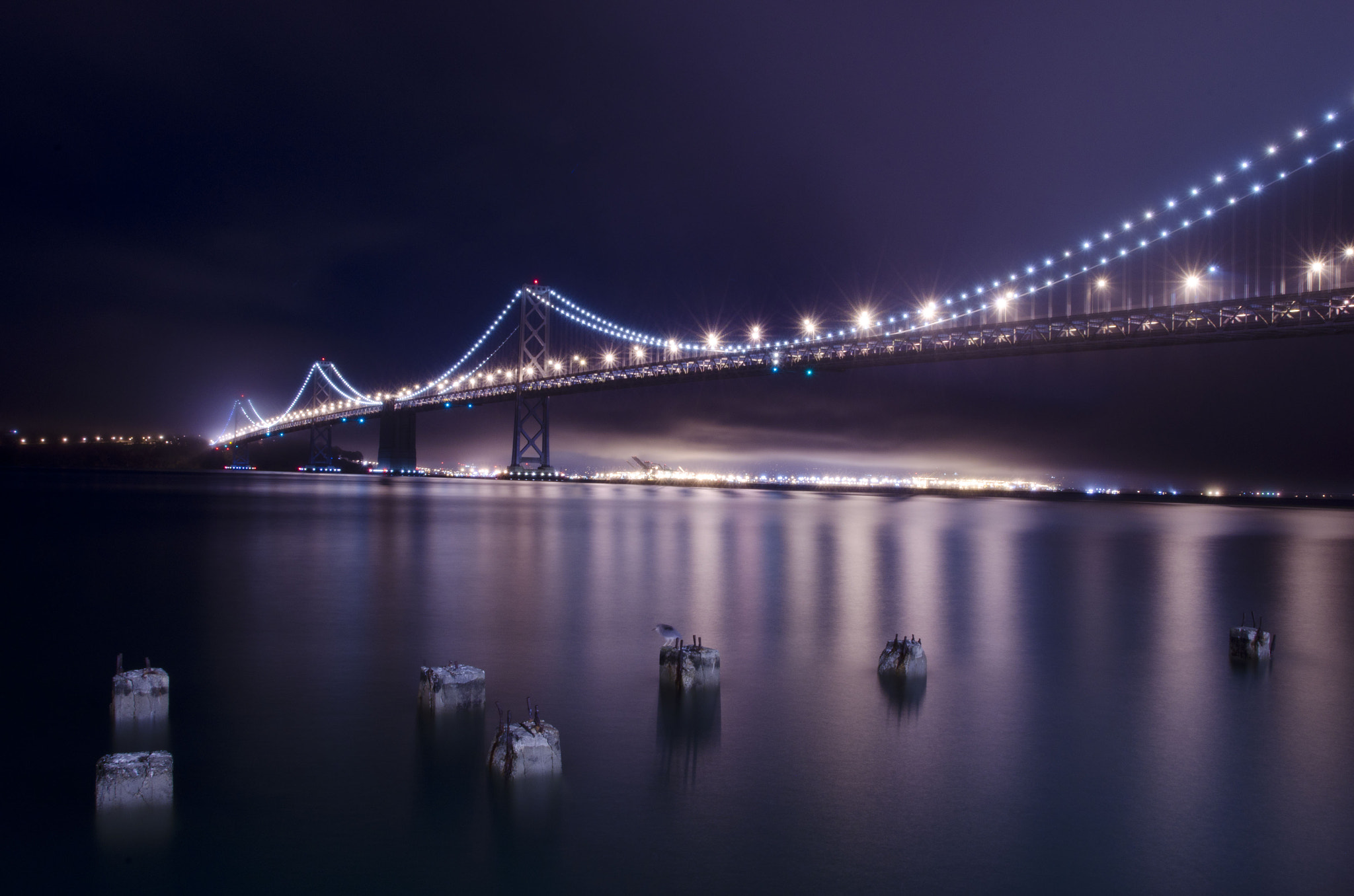 Photograph Bay Bridge by Jaypee Verdaguer on 500px
