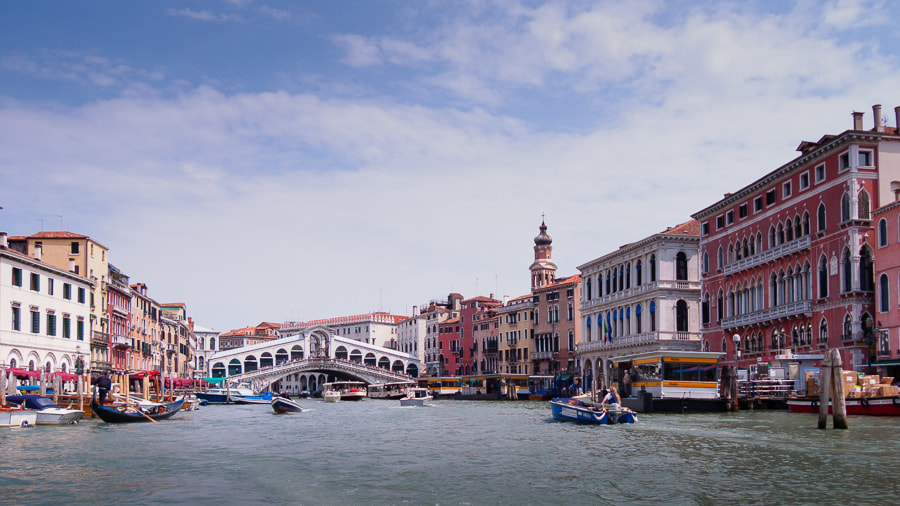 Photograph Rialto by Nigel Burley on 500px