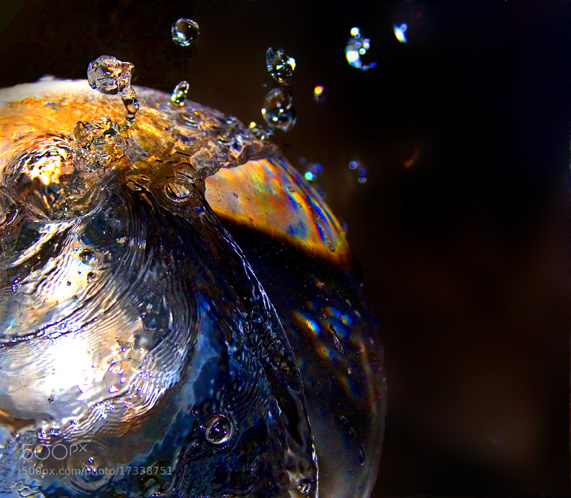 Photograph Dancing water by Duilio Pianelli on 500px