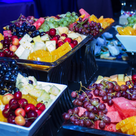 Colorful Tropical Fruit Buffet ., Canon EOS 7D, Canon EF 28-90mm f/4-5.6 USM