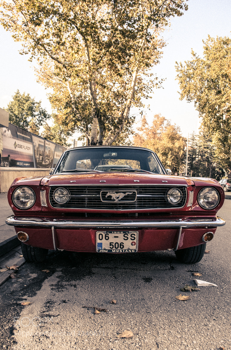 Photograph '66 Mustang! by Uğur Demirkol on 500px