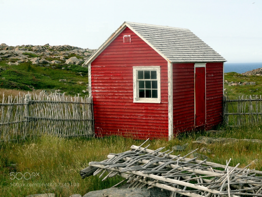 Photograph Newfoundland Shed by Dan Harmer on 500px