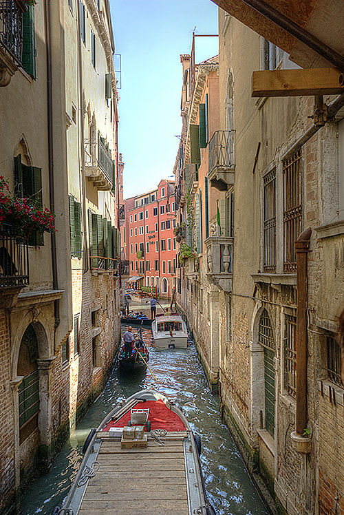 Photograph Traffic jam in Venice by Evgeny Sokolov on 500px