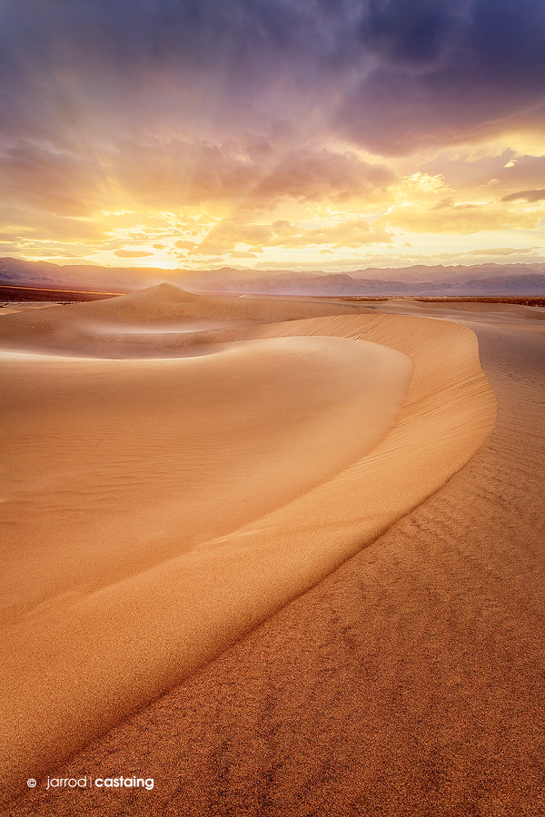 Photograph Death Valley Sunset by Jarrod Castaing on 500px