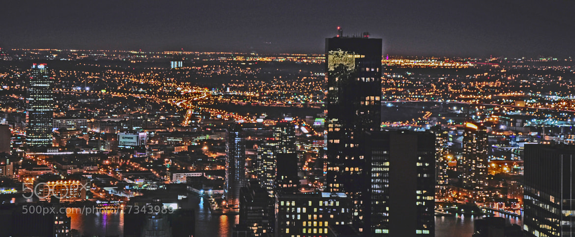 Photograph NYC at night by Shaun Fernandes on 500px