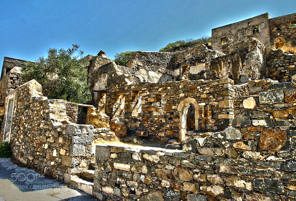 Photograph SPINALONGA CRETE by oeth 0401 on 500px