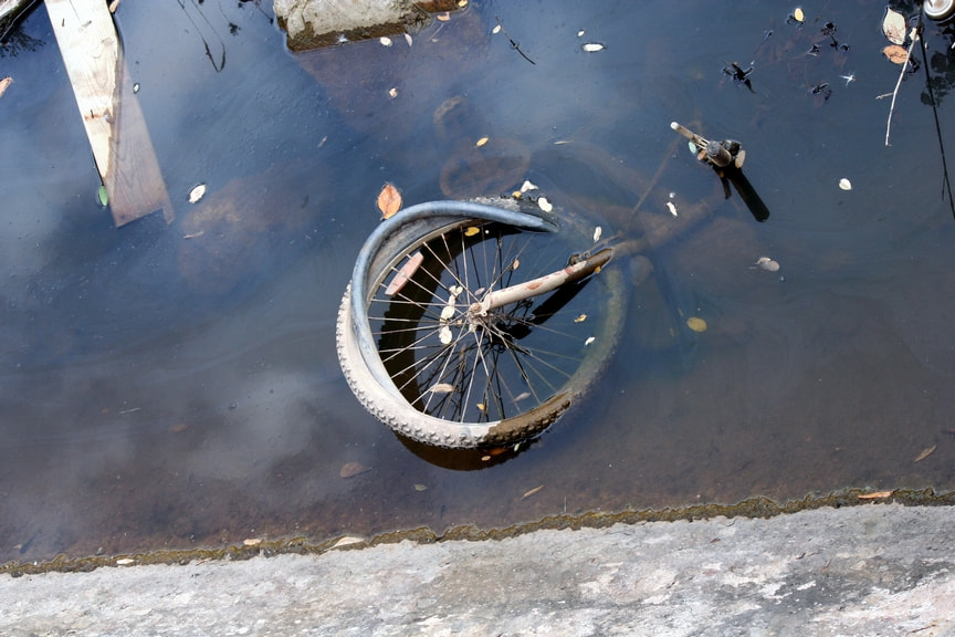 Photograph Abandoned Cycle by Dan Harmer on 500px