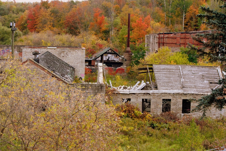 Photograph Old Mill in Fall 2 by Dan Harmer on 500px