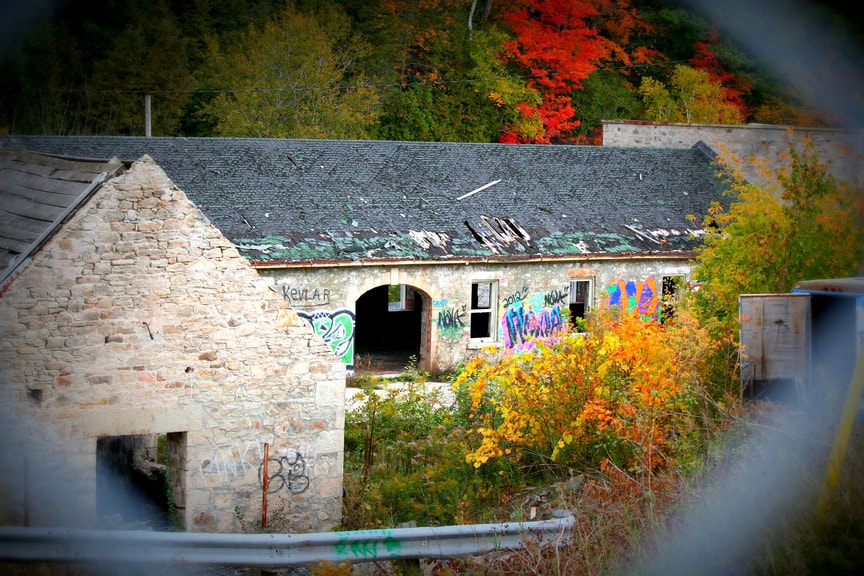 Photograph Old Mill in Fall 3 by Dan Harmer on 500px