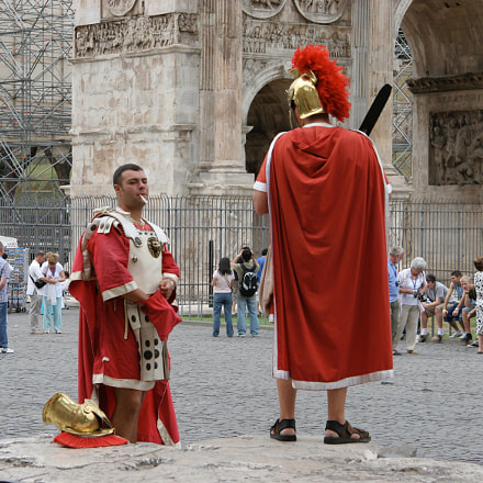 Legionaries 6, Canon EOS 20D, Canon EF-S 17-85mm f/4-5.6 IS USM
