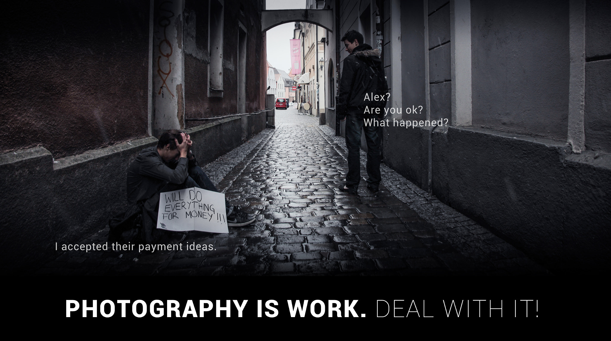 Photograph DEAL WITH IT! by Alex Viebig on 500px
