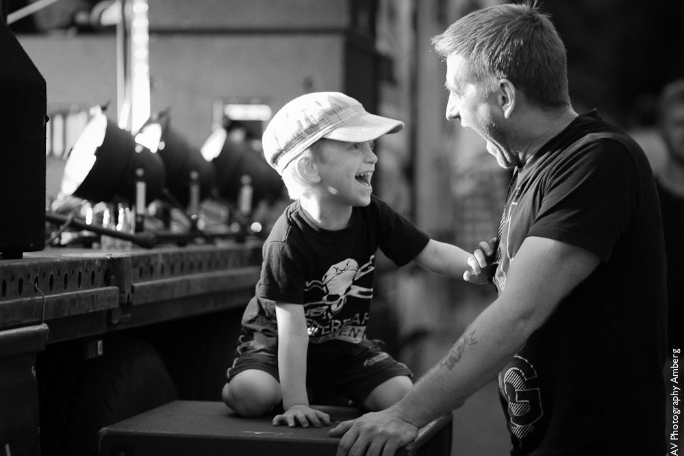 Photograph FATHER AND SON by Alex Viebig on 500px
