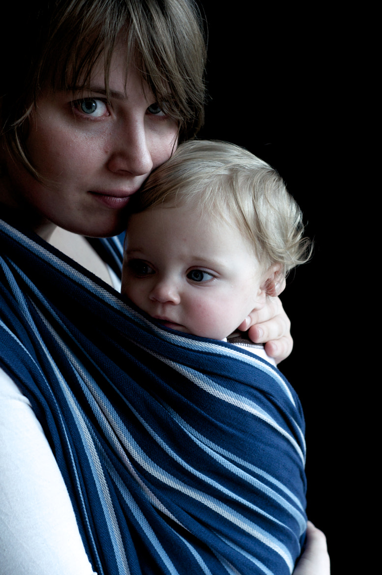 Photograph Mom and daughter by Normunds Rustanovičs on 500px
