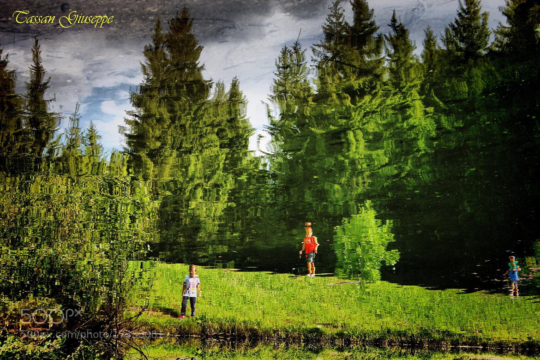 Photograph Giochi d'acqua by Tassan Giuseppe on 500px