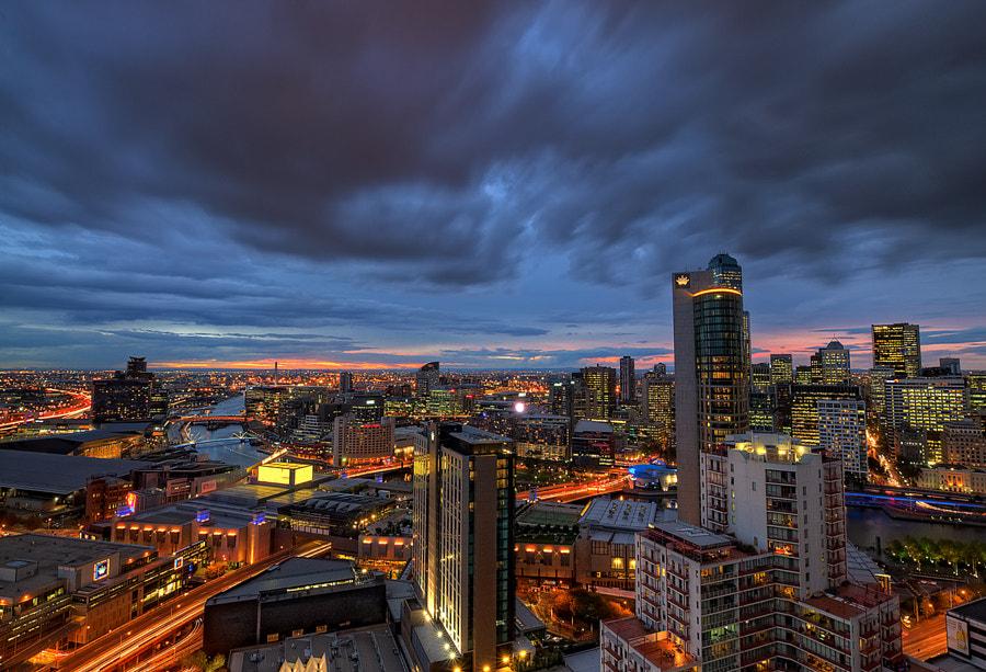 Melbourne HDR