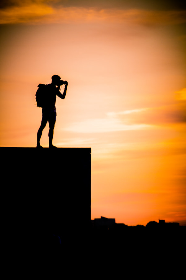 Shot Shooting by Vítor Carvalho on 500px.com