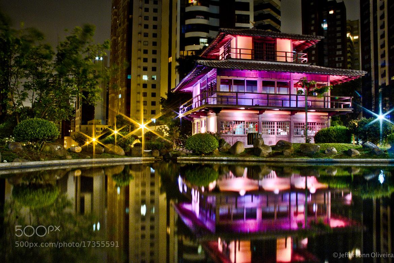 Photograph Japan Square, Curitiba-PR-Brazil by jeffersonn oliveira ( jephi ) on 500px