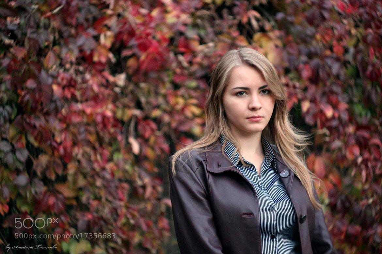 Photograph Anastasia by Anastasia Tarasenko on 500px