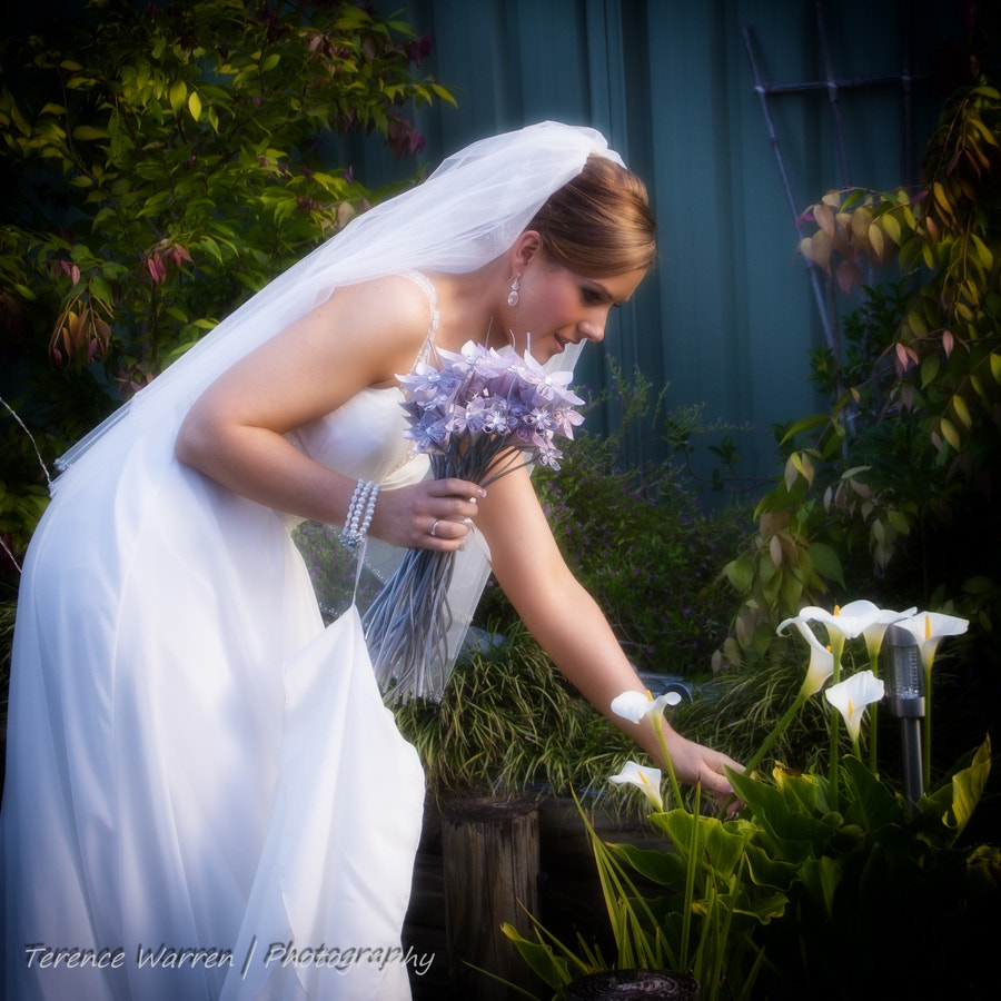 Photograph The Bride. by Terence Warren on 500px