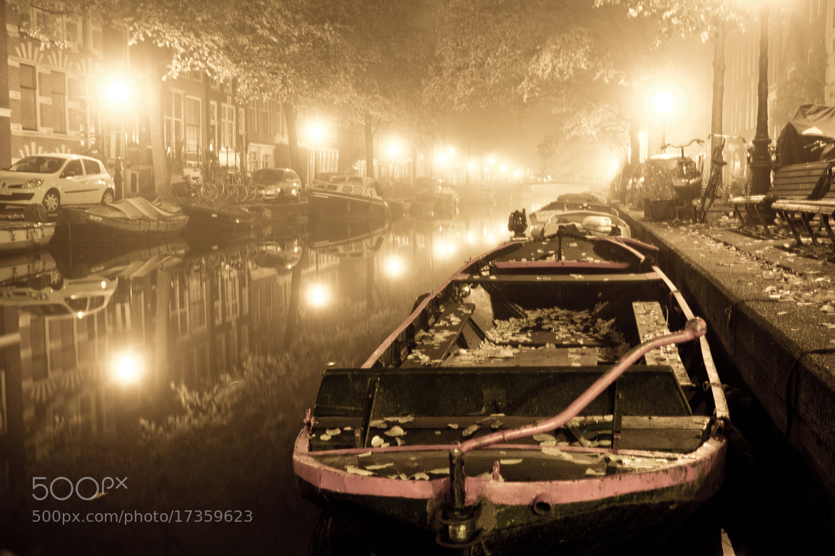 Photograph Along the Canal by Brian Buckler on 500px