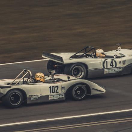 Vintage GT racing