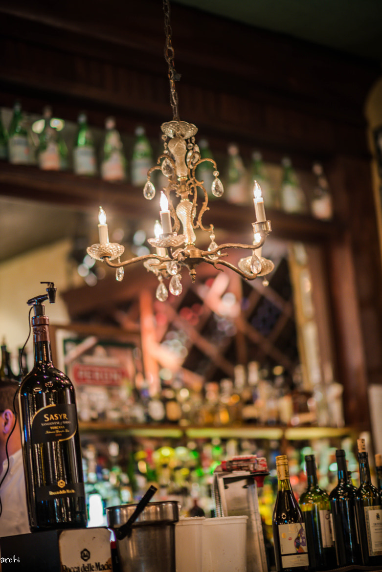 Photograph The Bar @ Carmines, NYC by Archana Patchirajan on 500px