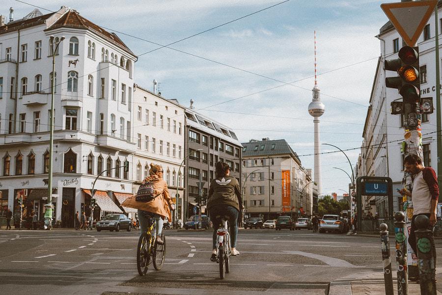 Berlin by Alina Tsvor on 500px.com