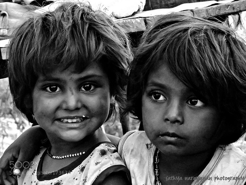 Photograph happiness&sadness together by Sathya Narayanan on 500px