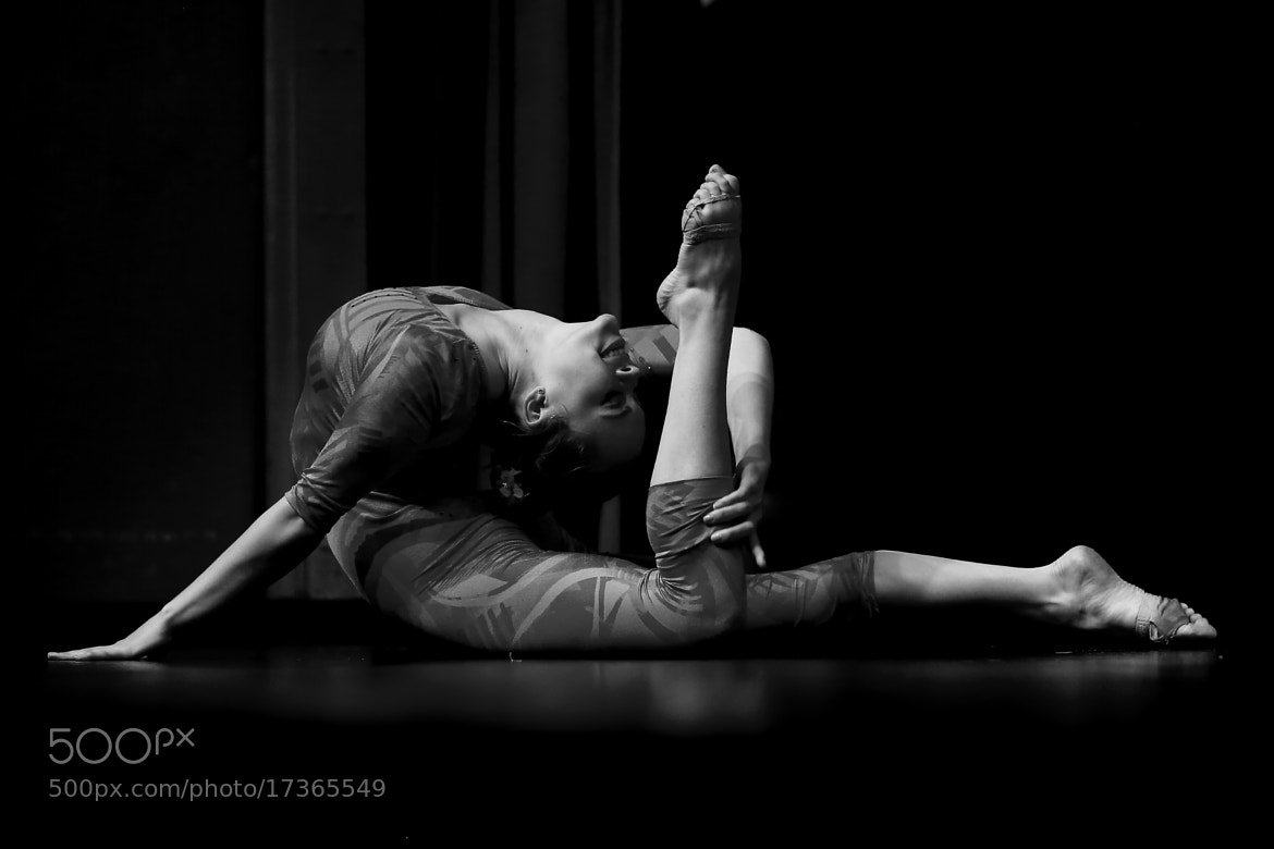 Photograph The Acrobat by Pieter Oosthuysen on 500px