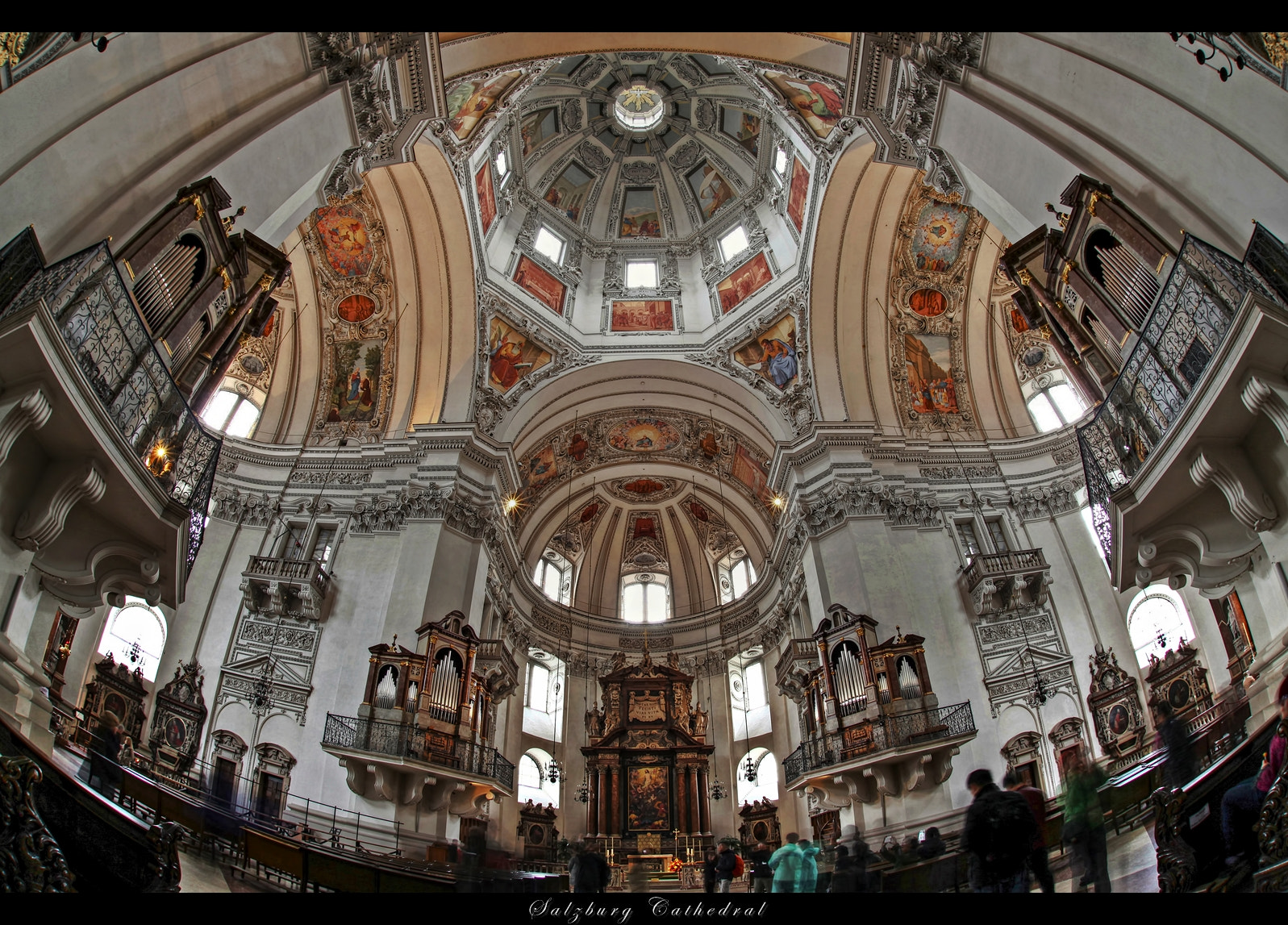 Photograph *Salzburg Cathedral* by erhan sasmaz on 500px