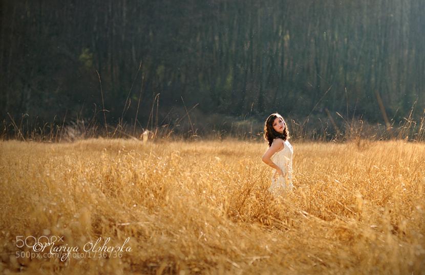 Photograph Faith in the Day by Mariya Olshevska on 500px