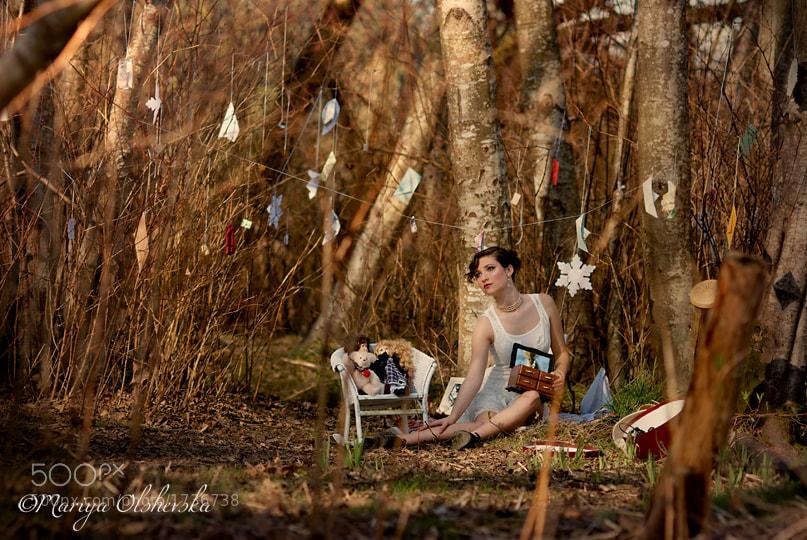 Taken last February (2010)  <sub>Model: The lovely Jaime --> http://www.modelmayhem.com/1548148 Photo/MUA - me