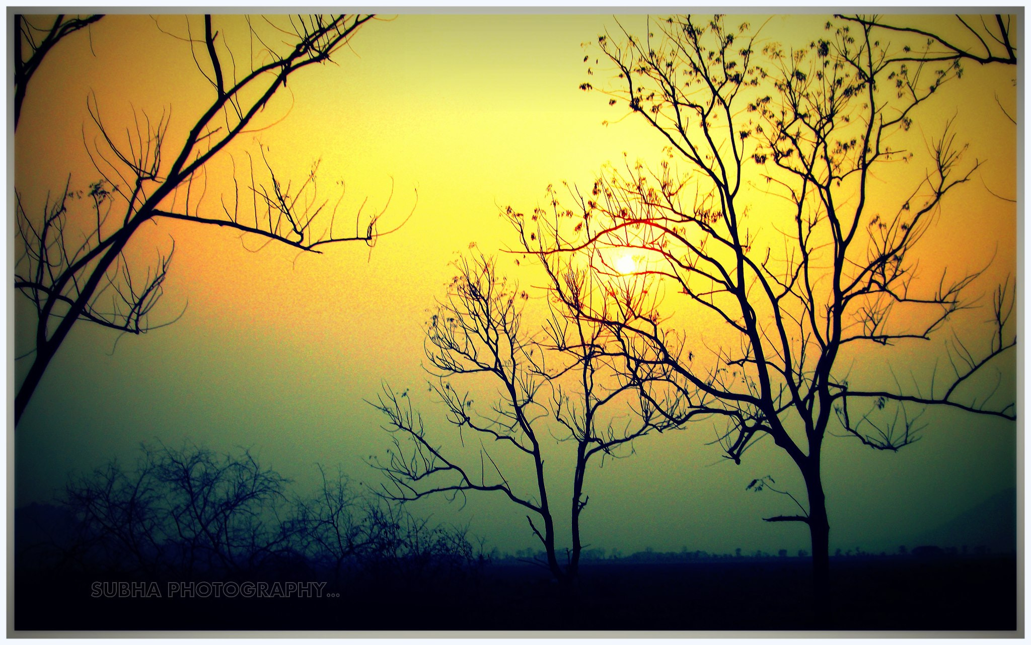 Photograph sunset 2  by SUBHA   on 500px