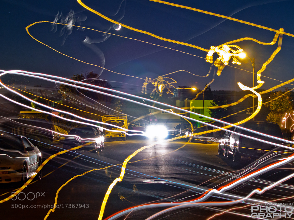Photograph THE LIGHTS by Luis F Carrasco on 500px