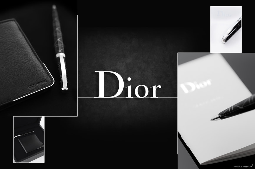 Photograph Dior brand pen  by Photographyat - Products Photography & Graphic Design on 500px