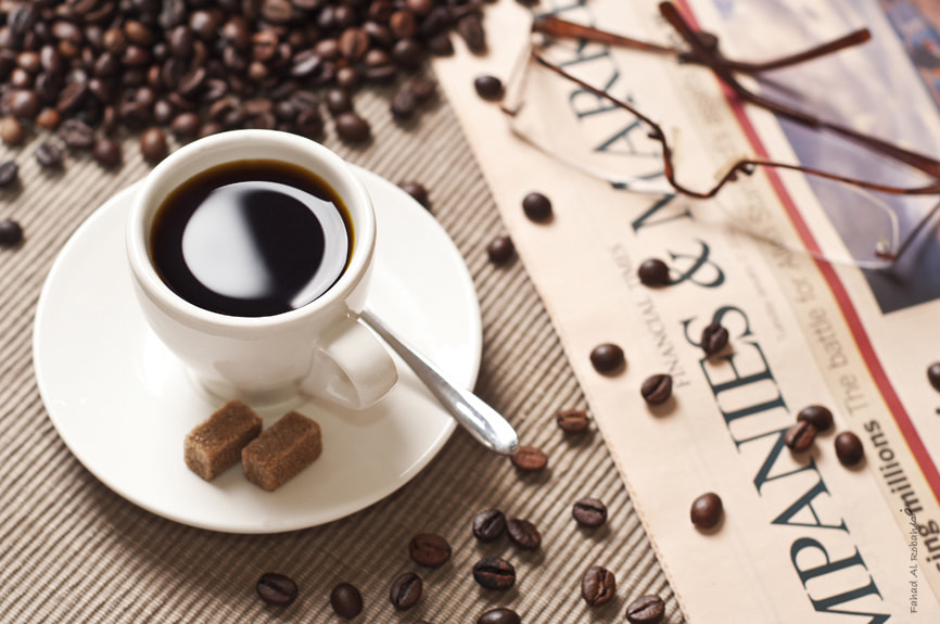 Photograph Coffee time by Photographyat - Products Photography & Graphic Design on 500px